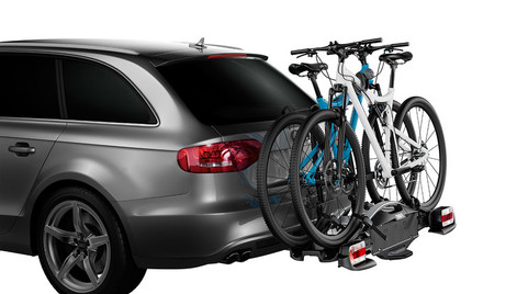 Thule Towbar mounted cycle carrier
