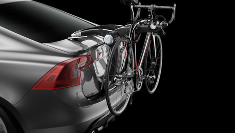 Thule door mounted cycle carrier