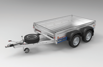Extensive range of new and used trailers at F S Trailers Huntingdon